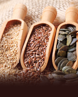 Wholesale trade in cereals, legumes and oilseeds