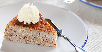 BUCKWHEAT PUDDING WITH CURD